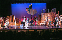 Norwood High Peter Pan Performance on September 14, 2017