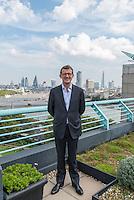 John Dwyer, PwC head of deals, London, Great Britain.
