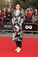 Erin O'Connor, GQ Men Of The Year Awards 2018, Tate Modern, London UK, 05 September 2018, Photo by Richard Goldschmidt