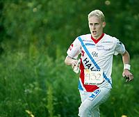 Orientering, 21. juni 2002. NM sprint. Jarkko Huovila, Halden.