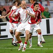 NLD/Amsterdam/20060928 - Voetbal, Uefa Cup voorronde 2006, Ajax - IK Start, Jaap Stam