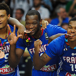 20140913: ESP, Basketball - 2014 FIBA World Championship, France vs Lithuania
