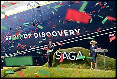 Saga Cruise ship naming 050719