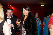 Martine McCutcheon, British Red Cross tenth annual Ball. 'The Room' South Bank. London. 1 December 2004. ONE TIME USE ONLY - DO NOT ARCHIVE  © Copyright Photograph by Dafydd Jones 66 Stockwell Park Rd. London SW9 0DA Tel 020 7733 0108 www.dafjones.com
