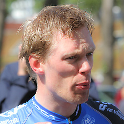 WIELRENNEN, Rijswijk. Olympia's tour Wim Stroetinga wint de derde etappe van