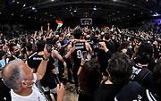 Invasione di Campo Tifosi<br /> Segafredo Virtus Bologna - A X Armani Exchange Olimpia Milano<br /> Finale Playoff Scudetto Gara4<br /> LBA Legabasket Serie A UnipolSai 2020-2021<br /> Bologna, 11/06/2021<br /> Foto L.Canu / Ciamillo-Castoria