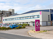 Avon Group building, Porte Marsh Industrial Estate, Calne, Wiltshire, England, UK