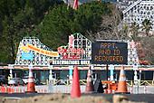 News-Six Flags Magic Mountain COVID-19 Vaccination Site-Jan 25, 2021