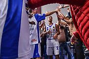 Team Banco di Sardegna Dinamo Sassari, Commando Ultra' Dinamo<br /> Banco di Sardegna Dinamo Sassari - Alma Trieste<br /> Legabasket Serie A LBA PosteMobile 2018/2019<br /> Sassari, 06/01/2019<br /> Foto L.Canu / Ciamillo-Castoria