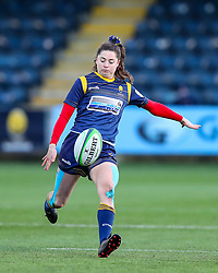 Robyn Wilkins of Worcester Warriors Women  - Mandatory by-line: Nick Browning/JMP - 20/12/2020 - RUGBY - Sixways Stadium - Worcester, England - Worcester Warriors Women v Harlequins Women - Allianz Premier 15s