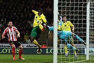 Norwich City v Sunderland 021212