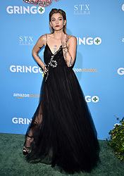 Paris Jackson attends the world premiere of 'Gringo' from Amazon Studios and STX Films at Regal LA Live Stadium 14 on March 6, 2018 in Los Angeles, California. Photo by Lionel Hahn/Abacapress.com