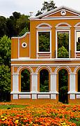 Curitiba_PR, Brasil...O Bosque Alemao, antiga chacara da familia Schaffer com 38 mil m de area, foi inaugurado em 1996 na cidade de Curitiba, capital do estado brasileiro do Parana. Localiza-se no bairro Vista Alegre (Jardim Schaffer) e e formado por mata nativa densa. ..Bosque do Alemao Memorial to the German immigration, 38.000 m in the Vista Alegre or Jardim Schaffer neighbourhood, inaugurated in 1996...Foto: BRUNO MAGALHAES / NITRO