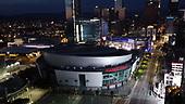 NBA-Staples Center Views-Mar 28, 2020