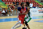 Amedeo Della Valle<br /> Nazionale Italiana Maschile Senior - Allenamento<br /> FIP 2019<br /> Verona , 03/08/2019<br /> Foto GiulioCiamillo/ Ciamillo