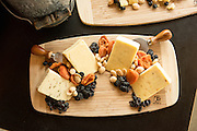 Peppercorn Harvest, Extra Aged, Vampire Slayer and In Your Face cheeses from Face Rock Creamery