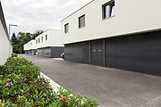 Architecture, modern white houses, external