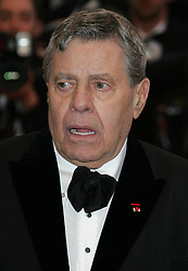 """Jerry Lewis at the premiere of """"Bright Star"""" at the 62nd Annual Cannes Film Festival.<br />(Cannes, France)<br /><br />***Not for syndication in Scandinavia, Belgium and <br />France!***"""