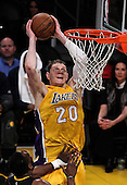 Basketball: 20170120 Lakers vs Pacers