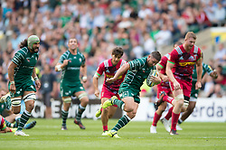Brendan McKibbin of London Irish runs in the match-winning try - Mandatory byline: Patrick Khachfe/JMP - 07966 386802 - 02/09/2017 - RUGBY UNION - Twickenham Stadium - London, England - London Irish v Harlequins - Aviva Premiership