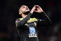 Football - 2019 / 2020 Emirates FA Cup - Fourth Round, Replay: Tottenham Hotspur vs. Southampton<br /> <br /> Southampton's Sofiane Boufal frustrated as he misses a chance, at The Tottenham Hotspur Stadium.<br /> <br /> COLORSPORT/ASHLEY WESTERN
