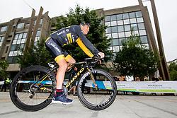 Benjamin Hill of Ljubljana Gusto Xaurum prior to 2nd Stage of 25th Tour de Slovenie 2018 cycling race between Maribor and Rogaska Slatina (152,7 km), on June 14, 2018 in  Slovenia. Photo by Matic Klansek Velej / Sportida