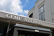 Nederland, Beek, 4-7-2016Het gemeentehuis wordt gesloten. Vanaf 2015 werken de gemeenteambtenaren in Groesbeek in de nieuwe gemeente berg en dal. Herindeling, fusie, fuserenFoto: Flip Franssen/Hollandse Hoogte