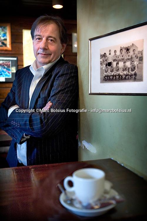 s'hertogenbosch,oud voetballer en uitbater van restaurant bagatelle eef mulders.