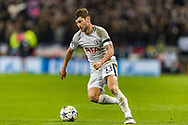 Tottenham Hotspur defender Ben Davies during the Champions League match between Tottenham Hotspur and Juventus FC at Wembley Stadium, London, England on 7 March 2018. Picture by Toyin Oshodi.