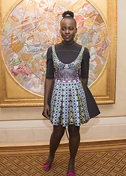 January 30, 2018 - Hollywood, CA, USA - Lupita Nyong'O stars in the movie Black Panther (Disney) Marvel (Credit Image: © Armando Gallo via ZUMA Studio)
