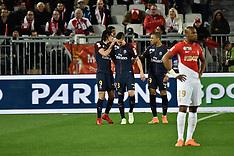PSG vs Monaco - 31 March 2018