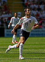 Photo: Glyn Thomas.<br />England v Paraguay. Group B, FIFA World Cup 2006. 10/06/2006.<br /> England's Joe Cole.