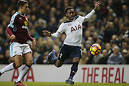 Tottenham's Danny Rose in action during the Premier League match at White Hart Lane Stadium, London. Picture date December 18th, 2016 Pic David Klein/Sportimage
