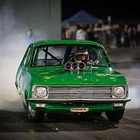 Andy Kahle's Torana Super Sedan at the Perth Motorplex WA Grand Finals