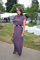 TAMARA ECCLESTONE at the annual Serpentine Gallery Summer Party sponsored by Canvas TV  the new global arts TV network, held at the Serpentine Gallery, Kensington Gardens, London on 9th July 2009.