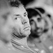 © Maria Muina I MAPFRE: Presentación oficial MAPFRE In the Volvo Ocean Race. Official Team MAPFRE in the Volvo Ocean Race presentation.