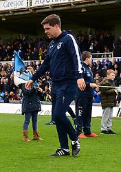 Bristol Rovers manager Darrell Clarke - Mandatory by-line: Dougie Allward/JMP - 28/10/2017 - FOOTBALL - Memorial Stadium - Bristol, England - Bristol Rovers v Milton Keynes Dons - Sky Bet League One