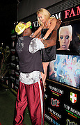 **EXCLUSIVE**.Tara Reid, Dennis Rodman and Michael Axtmann..VIP Room Nightclub..St. Tropez, France..Thursday, July 29, 2010..Photo ByiSnaper.com/ CelebrityVibe.com.To license this image please call (212) 410 5354; or Email:CelebrityVibe@gmail.com ;.website: www.CelebrityVibe.com.