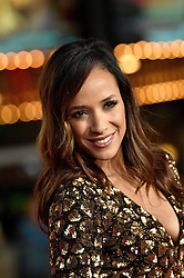 Dania Ramirez attends the premiere of Warner Bros. Pictures' 'Fist Fight' on February 13, 2017 in Los Angeles, CA, USA. Photo by Lionel Hahn/ABACAPRESS.COM