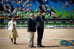 De Vos Ingmar, BEL, Eurlings Camiel, NED, IOC<br /> Olympic Games Rio 2016<br /> © Hippo Foto - Dirk Caremans<br /> 17/08/16