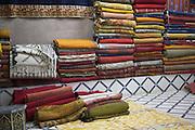 Carpet showroom Zagora, Morocco, north Africa