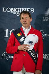 Dreher Hans Dieter, (GER), <br /> Grand Prix CSI 5*<br /> Longines Global Champions Tour - Antwerp 2015<br />  © Hippo Foto - Dirk Caremans<br /> 25/04/15