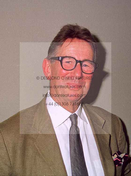 MR PAUL ARDEN former advertising colleague of the Saatchi brothers, at an exhibition in London on 29th July 1999.MUO 7 MOLO