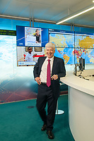 Arnaud Vaissié,  International SOS CEO