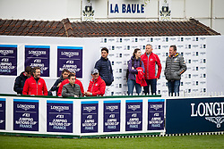 Guerdat Steve, SUI, Kistler Andy, SUI<br /> Jumping International de La Baule 2019<br /> <br /> 16/05/2019