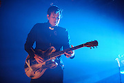 Photos of alternative rock band Angels and Airwaves performing at the Pageant in St. Louis on April 19, 2010.