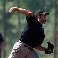 Baseball - MLB European Academy - Tirrenia (Italy) - 22/08/2009 - Andrea Pizziconi (Italy)