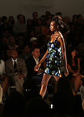 The 2010 Spring Tracey Reese Fashion Show held at The Salon during The Mecerdes Benz Fashion Week