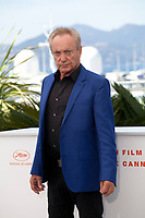 Actor Udo Kier at Bacurau film photo call at the 72nd Cannes Film Festival, Thursday 16th May 2019, Cannes, France. Photo credit: Doreen Kennedy