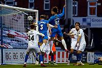 Harry Cardwell. Stockport County FC 4-0 King's Lynn Town FC. Vanarama National League. Edgeley Park. 13.4.21